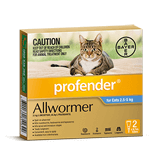 Profender for Cats 2.5-5 kg